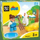 Klocki Blocki MUBI – Farmerka MU2366B