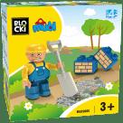 Klocki Blocki MUBI – Budowlaniec MU2366E