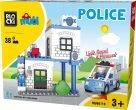 Klocki Blocki MUBI – Police MU6611B