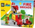 Klocki Blocki MUBI – Fire Brigade MU6612B