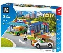 Klocki BLOCKI - MyCity Myjnia KB0218