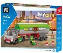 Klocki BLOCKI - MyCity Cysterna KB0222