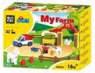 Klocki Blocki MUBI – MyFarm MU2003