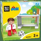 Klocki Blocki MUBI – Piłkarz MU2366D