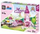 Klocki Blocki MUBI Magical Castle Magiczny Zamek MU6288A