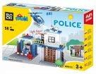 Klocki Blocki MUBI – Police MU6611A
