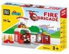 Klocki Blocki MUBI – Fire Brigade MU6612A