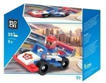 klocki blocki pepco racers samochód wyścigowy formuła 1 zabawki pepco