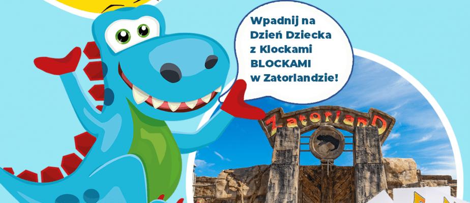 Wydarzenie! Klocki BLOCKI w Parku Zatorland na Dzień Dziecka!