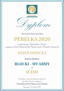 Perełka 2020 BLOCKI