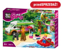 blocki mygirls blocki my girls friends wakacyjny camper kamper kb0112