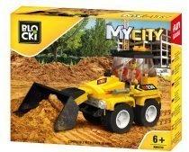 klocki BLOCKI - MyCity Mini Spychacz KB0230