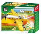 BLOCKI – MyFarm Samolot do oprysków pola KB0312
