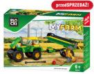 BLOCKI – MyFarm Traktor z przyczepą KB0313