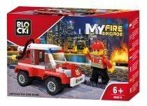 BLOCKI - MyFireBrigade Wóz gaśniczy KB0819