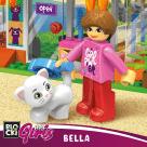 Bohaterki BLOCKI MyGirls Best Friends Bella