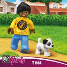 Bohaterki BLOCKI MyGirls Best Friends Tina
