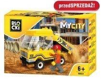 klocki BLOCKI - MyCity Mini Wywrotka KB0231