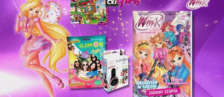 Konkurs! Wygraj BLOCKI MyGirls w magazynie Winx!