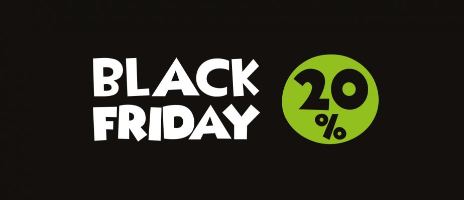 Promocja! Wszystkie Blocki na Black Friday z rabatem 20%!