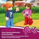 konkurs blocki mygirls zostań projektantem blocków zaprojektuj własną figurkę klocków blocków