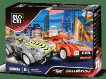 klocki blocki the collection racers samochody wyścigowe
